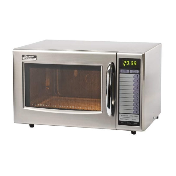 21-AT 1000w Microwave Oven