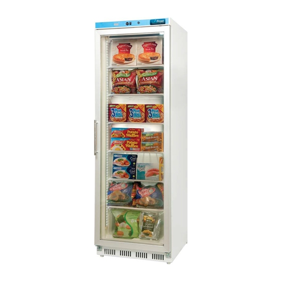 GDF400 Display Freezer