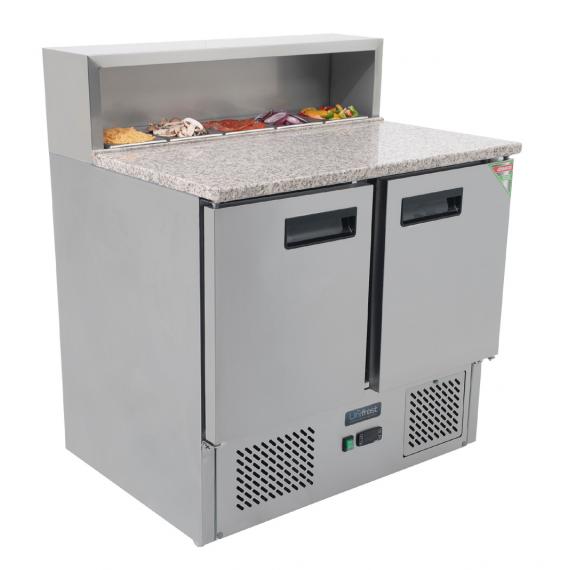 PCF900E Pizza Prep Refrigerator