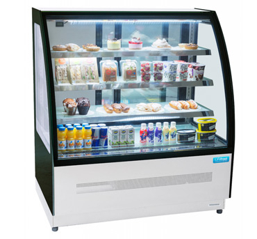 Cake Display Refrigeration