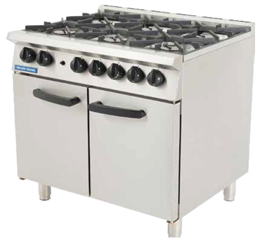 Cooker 6 Burners