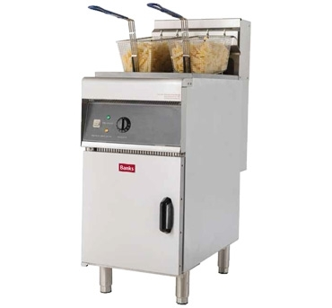 Free Stand Electric Fryer