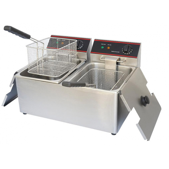 EF8TT Twin Tank Fryer