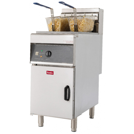 EF28ST Electric Freestanding Fryer