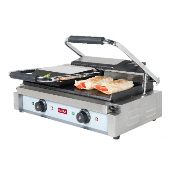 TPG47 Double Panini Grill