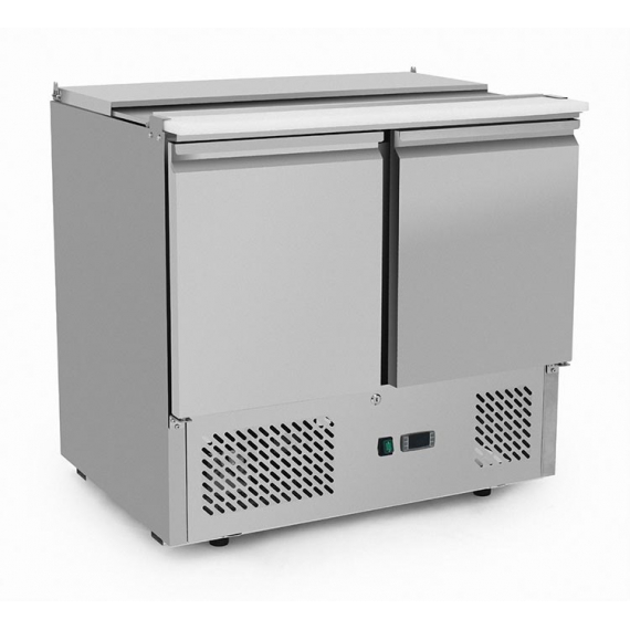 ESL 3800GR Saladette Fridge