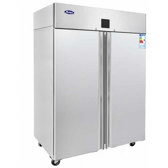 F-MBF 8114GR Professional GN2/1 Two Door Freezer