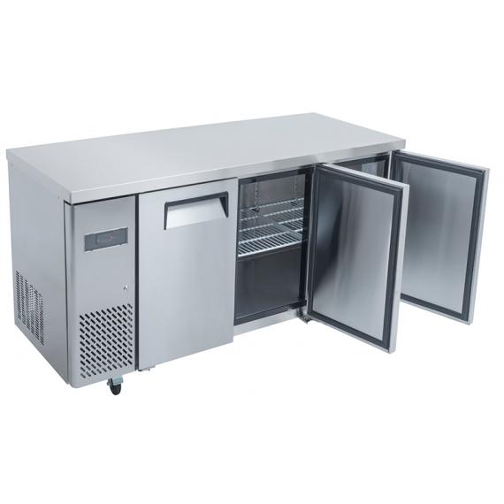 R-YPF9042GR 3 Door Refrigerated Counter