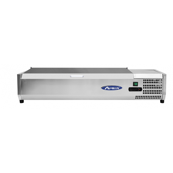 ESL 3880GRS Chilled Prep Top with Lid