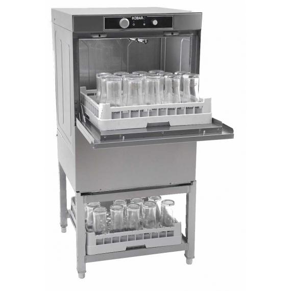 K500E Powerful Wash - Rinse Dishwasher/Glasswasher