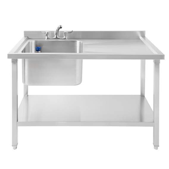 SBRD1200 & SBLD1200 Single Bowl Sink