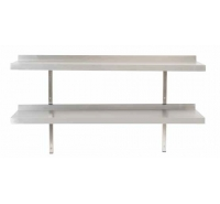 WS1500D Double Wall Shelves