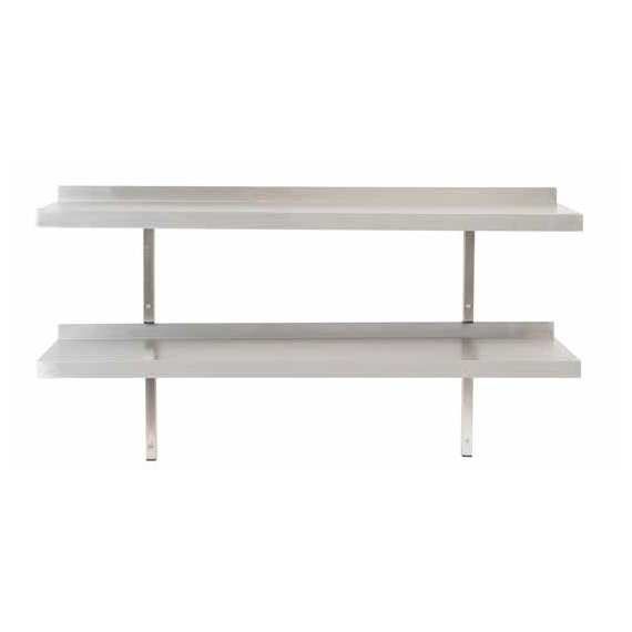 WS1800D Double Wall Shelves
