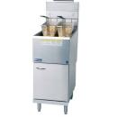 CE-35CS LPG GAS Twin Basket Fryer