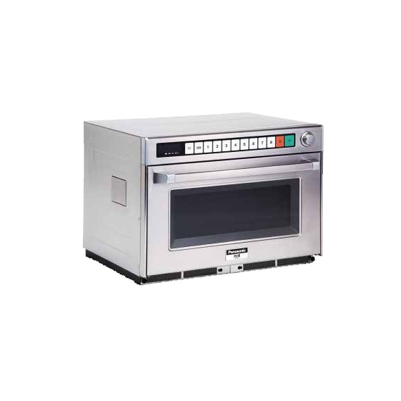 NE-1880 Gastronorm Twin Deck Microwave Oven