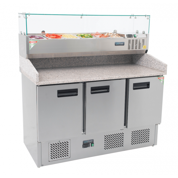 PT1400E Pizza Counter