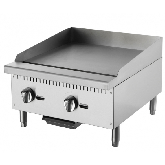 GG24L Heavy Duty Griddle Fry Top