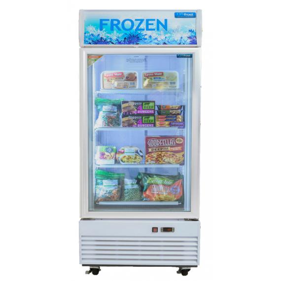 GDF680 Display Freezer