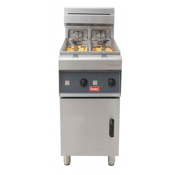EF12TT Twin Tank Electric Fryer