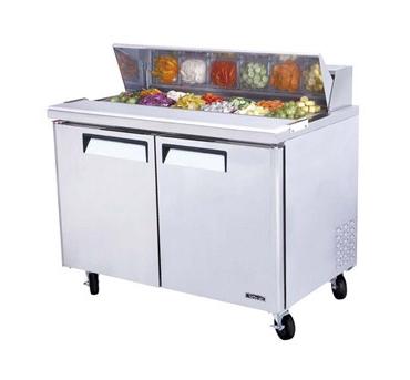 Prep Counter Refrigeration
